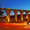 Aqueduct Of The Free Waters by Luis Alvarenga