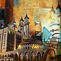 Ar Rehman Islamic Center by Corporate Art Task Force