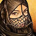 Arabian Girl by Mai Magdy