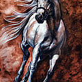 Arabian Purebred by Art Imago