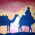 Arabian Sands by Remya Damodaran