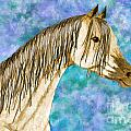 Arabian Sketch  Digital Effect by Debbie Portwood
