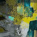 Arabic Motif 4b by Corporate Art Task Force