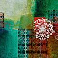 Arabic Motif 6 by Corporate Art Task Force