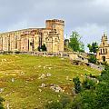 Aracena Castle Sxiii by Guido Montanes Castillo