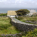 Aran Cottage by Jean Macaluso