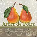 Arbre De Poire by Debbie DeWitt
