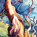 Arbutus Twist by Dianne Bersea