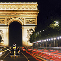 Arc De Triomphe by Granger