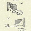 Arcade Game 1936 Patent Art by Prior Art Design