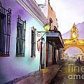 Arch- Antigua by Ryan Fox