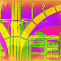 Arch Four - Architecture Of New York City by Miriam Danar