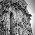 Arch Of Constantine by Joan Carroll