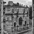 Arch Of Constantine by Pablo Lopez