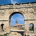Arch Of Medinaceli. 1st C. Spain by Everett