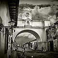 Arch Of Santa Catalina by Tom Bell