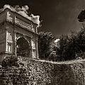 Arch Of Titus by Michael Kirk