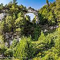 Arch Rock Mackinac Island Michigan by LeeAnn McLaneGoetz McLaneGoetzStudioLLCcom