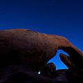 Arch Rock Starry Night by Stephen Stookey