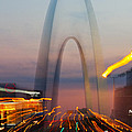 Arch Special Effect by Garry McMichael