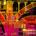 Arch Three - Architecture Of New York City by Miriam Danar