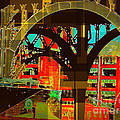 Arch Two - Architecture Of New York City by Miriam Danar