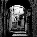 Arch Walkway by Richard Rosenshein