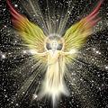 Archangel Gabriel by Endre Balogh