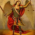 Archangel Michael by Aleksandar Tesanovic