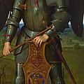 Archangel Michael by Pietro Perugino