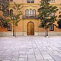 Archbishop's Palace by Guido Montanes Castillo