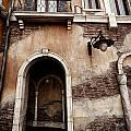 Arched Passage In Old Rustic Venetian House by Oleksiy Maksymenko