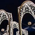 Arches And Angles 1 by Melinda Ledsome