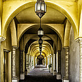 Arches And Lanterns by Thomas R Fletcher