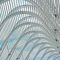 Arches Of Steel by Grigorios Moraitis