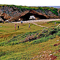 Arches On West Coast-nl by Ruth Hager
