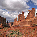 Arches Park Avenue by Wes and Dotty Weber