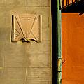 Architectural Detail 1a by Frances Ann Hattier