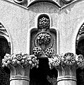 Architectural Detail - Barcelona - Spain by Nikolyn McDonald