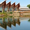 Architectural Reflections by Dakota Light Photography By Dakota