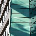 Architecture And Shadows by Deborah Benbrook
