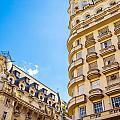 Architecture In Buenos Aires by Jess Kraft