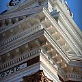 Architecture In The Morgan County Court House by Reid Callaway
