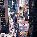 Architecture New York Ny Usa by Panoramic Images