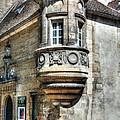 Architecture Of Dijon by Mel Steinhauer
