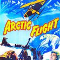 Arctic Flight, Us Poster, From Left by Everett