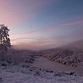 Arctic Sunrise by Pekka Sammallahti