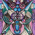 Arcturian Healing Lattice  by Teal Eye  Print Store