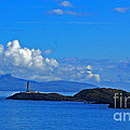Ardnamurchan Lighthouse 4 by Nancy L Marshall