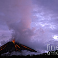 Arenal Volcano by Ron Sanford